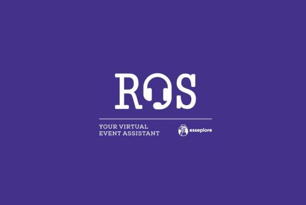 Esseplore's virtual event planning assistant ROS to help you integrate gourmet food with virtual events