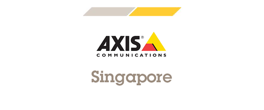 AXIS Communications Singapore Logo