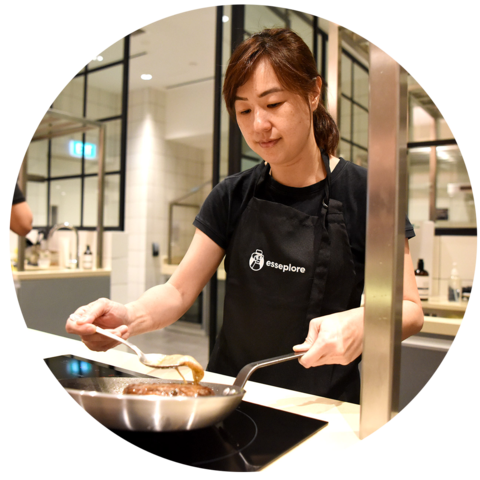 Esseplore' Home Chef Wendy